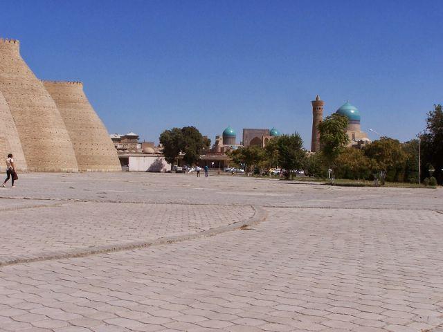 İpekyolu & Orhun Kitabeleri Turu Buhara, Özbekistan