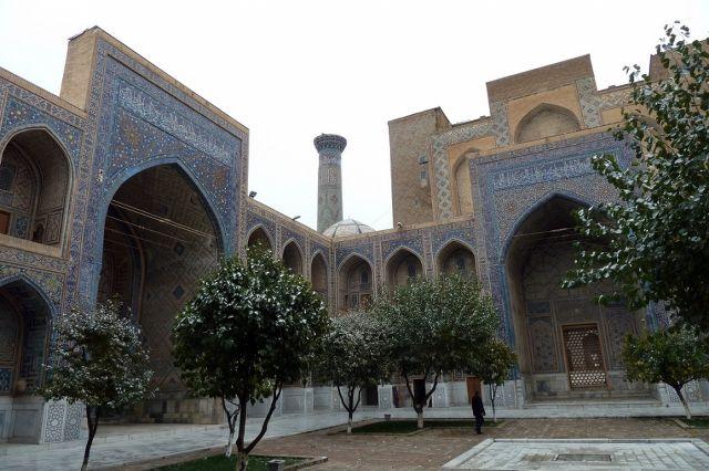 İpekyolu & Orhun Kitabeleri Turu Semerkant, Özbekistan