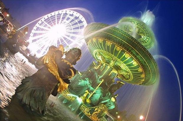 Muhteşem Avrupa - Prag & Romantik Yol & Alsace & Paris Turu Paris