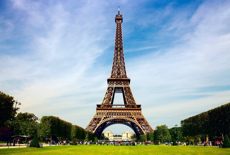 Barcelona - Güney Fransa - Paris Turu  Paris