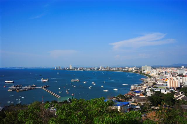 Kuala Lumpur - Pattaya - Bangkok - Phuket - Singapur Turu Pattaya