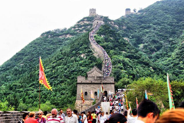 Çin Turu Pekin, Çin