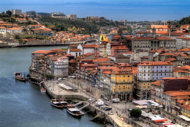 Portekiz - Endülüs Turu Porto