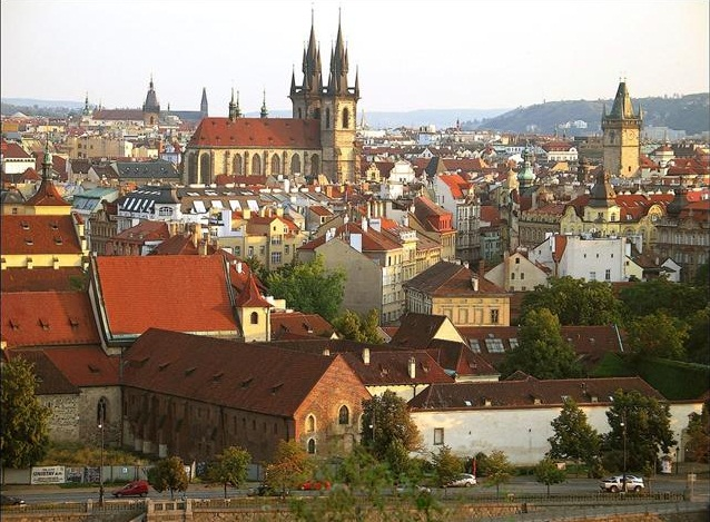 Viyana - Budapeşte - Prag Turu Prag