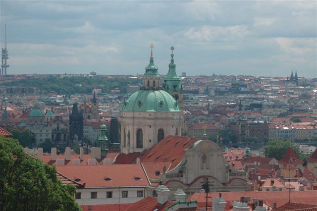 Muhteşem Avrupa - Prag & Romantik Yol & Alsace & Paris Turu Prag