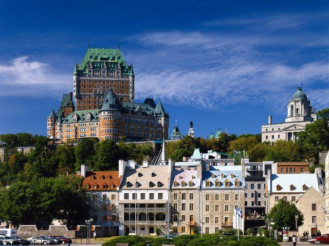 Kanada Turu Quebec