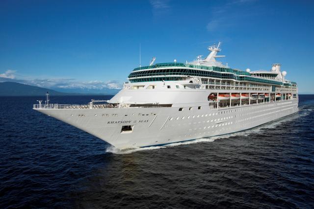 Royal Caribbean Rhapsody of The Seas ile Yunan Adaları Turu Royal Caribbean Rhapsody of The Seas Gemisi