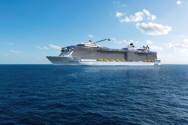 Royal Caribbean Anthem of The Seas ile İspanyol Güneşi Turu Royal Caribbean Anthem of The Seas Gemisi
