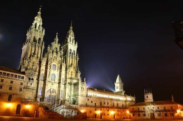 Kuzey İspanya - Portekiz Turu Santiago de Compestela