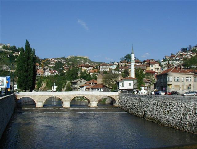 Büyük Balkanlar Turu Sarajevo