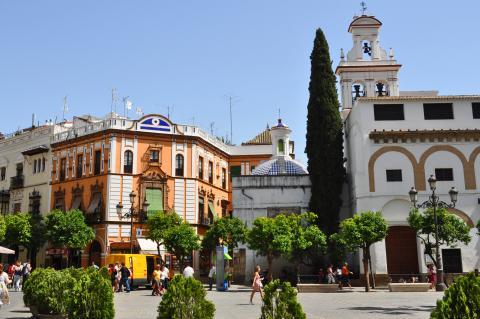 Portekiz - Endülüs Turu Sevilla