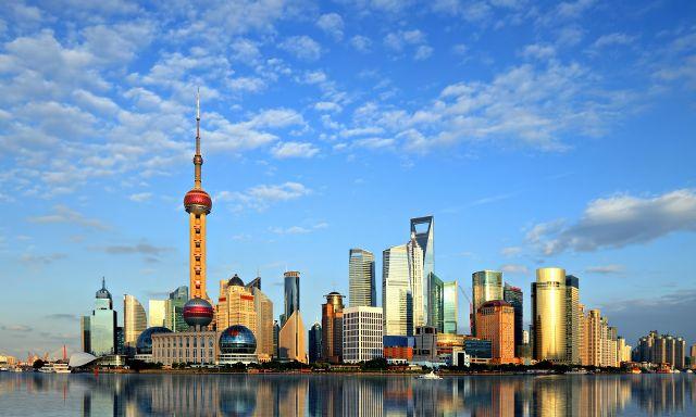 Çin Turu Shanghai, Çin