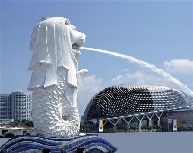 Kuala Lumpur - Bangkok - Hong Kong - Singapur Turu Singapur