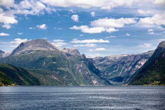 İskandinavya - Fiyordlar Turu Sognefjord, Norveç
