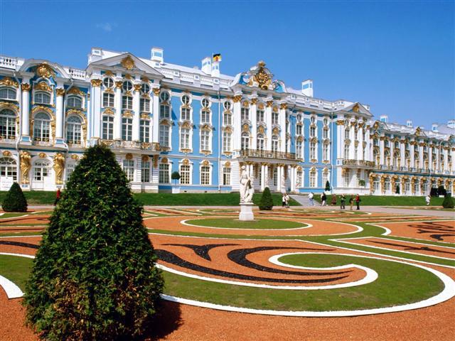 Büyük Rusya Turu St. Petersburg