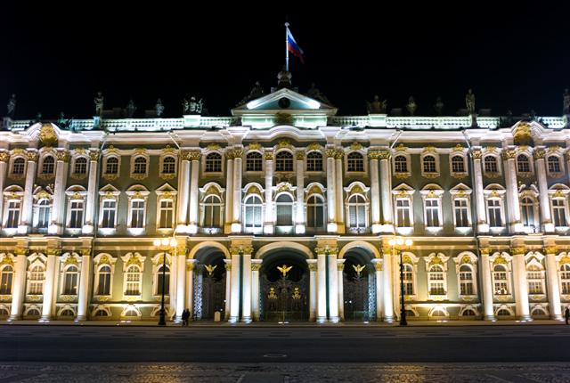 St Petersburg - Moskova Turu St. Petersburg