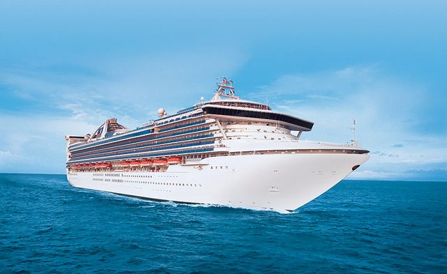 Star Princess ile Güney Amerika & Orta Amerika Turu Star Princess Gemisi