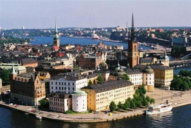 İskandinavya Turu Stockholm, İsveç