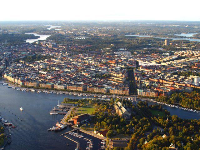 İskandinavya - Fiyordlar Turu Stockholm, İsveç