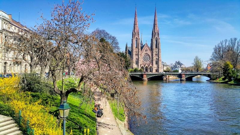 Muhteşem Avrupa - Prag & Romantik Yol & Alsace & Paris Turu Strasbourg, Fransa
