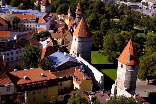Baltıklar & St.Petersburg Turu Tallin, Estonya