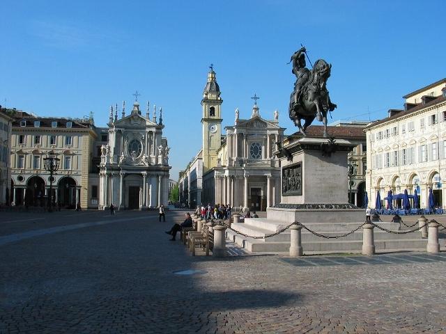 Büyük İtalya Turu Torino
