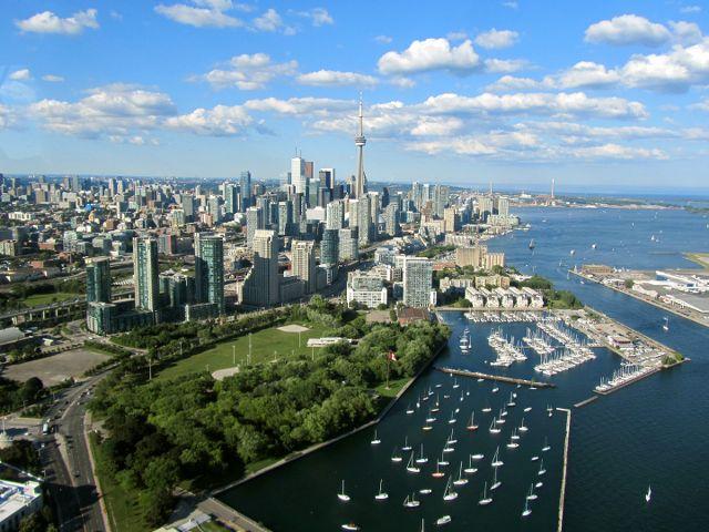 Kanada Turu Toronto