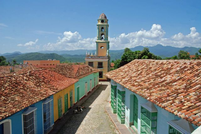 Küba Turu Trinidad, Küba