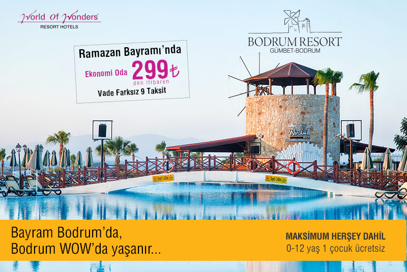 WOW Bodrum Resort Bayram