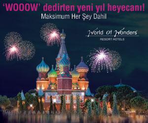 WOW Kremlin Yılbaşı