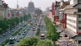 Çin Turu Xian, Çin