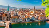 İsviçre - Fransa - İtalya Turu Zurih
